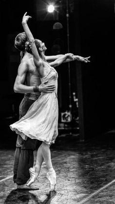 Polina Semionova and Dmitry Semionov-Le Corsaire-Berlin State Ballet- Photo María-Helena Buckley