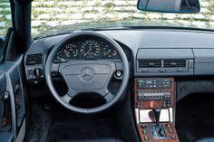 Mercedes-Benz SL-Class (R129) - Interior