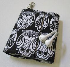 Nerd Herder gadget wallet in Haute Hoot for iPod by rockitbot, $26.00