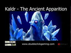 Dota 2 Ancient Apparition - Soundset - Kaldr - Voice - Dota 2