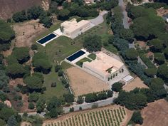 John Pawson . Detached Houses . St Tropez (15)