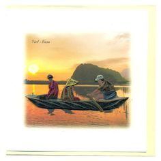 Greeting Cards - Quilling Art - VietNet