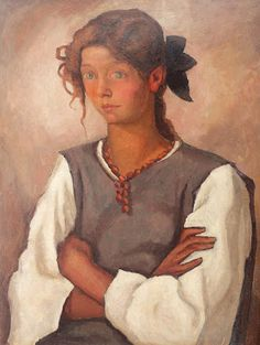 Camil Ressu - Camil Ressu - Dealuri la Vlaici - – was a Romanian painter and academic, one of the most significant art Art Database, Impressionism, Art For Kids, Mona Lisa, Portrait, Artwork, Artist, Painting, Children