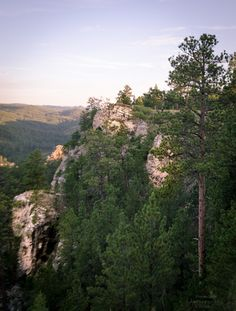https://flic.kr/p/KNKs7j | 20160805-Overlook. | #dakota #stratobowlrim #BlackHills #SouthDakota
