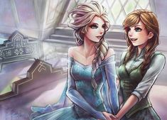 Great Frozen fan art