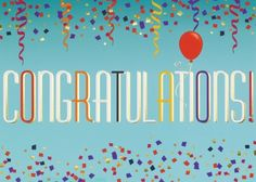Congratulations On Your Achievement Quotes | Special Shout Out Congratulations Card