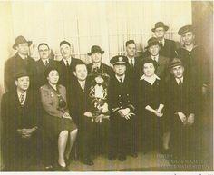 In 1942, Agudas Achim Congregation in Alexandria loaned a Torah to the Marine Corps based in Quantico, Virginia.