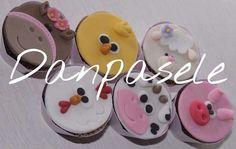 Cupcakes tema Fazendinha