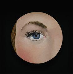 René Magritte / The Eye / 1932/35 / oil on canvas