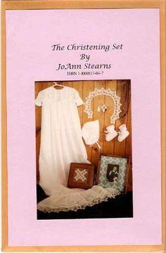 Christening Set