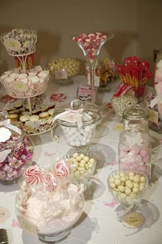 Sweets table by elisa