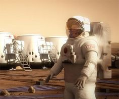 Bright Day on demand: Mars One