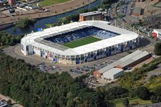 King Power Stadium- Leicester City FC 32.262, England