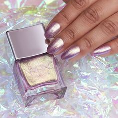 Sparkle like a Unicorn nail polish
