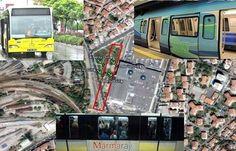 b1EKh: İETT Çekmeköy Marmaray ve Metro hattı