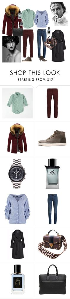 """""""#powergerl"""" by marishaddv ❤ liked on Polyvore featuring Abercrombie & Fitch, Paul Smith, OMEGA, Burberry, Boohoo, Yves Saint Laurent, Bally and Tabitha Simmons"""