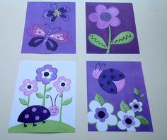 Carpet butterfly flower ideas
