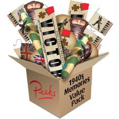 1940's Memories Value Pack - Click to enlarge
