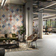 Patchwork tiles | Patterned floor tiles | Direct Tile Warehouse