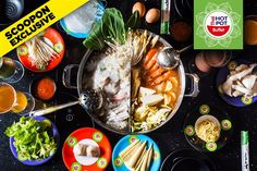 All-You-Can-Eat Thai Hot Pot Train