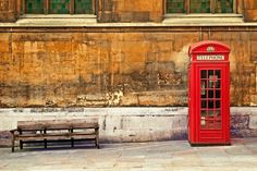 Eazywallz  - British Red Phone Booth, $130.54 (http://www.eazywallz.com/products/British-Red-Phone-Booth.html)