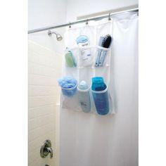 Filet organisateur pour la douche | salle de bain | Pinterest ...