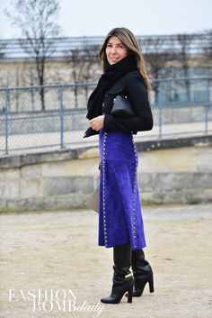 Real Style: Paris Fall 2015 Fashion Week Part 4 - The Fashion Bomb Blog : Celebrity Fashion, Fashion News, What To Wear, Runway Show ReviewsThe Fashion Bomb Blog : Celebrity Fashion, Fashion News, What To Wear, Runway Show Reviews