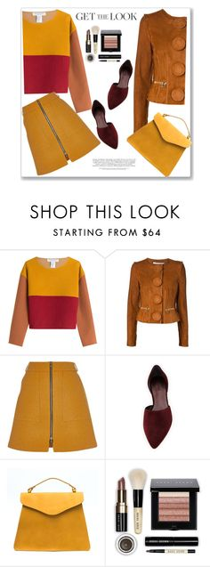 """""""Get a classy look..."""" by gul07 ❤ liked on Polyvore featuring Philosophy di Lorenzo Serafini, Givenchy, River Island, Vince and Bobbi Brown Cosmetics"""