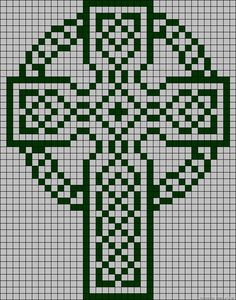 Image result for free celtic cross stitch patterns to print