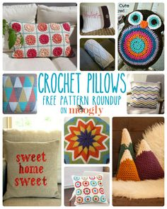 Crochet pillow patterns are a great way to give your room an instant makeover! Here are 10 great free crochet pillow patterns to choose from.