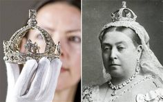 Queen Victoria  A dazzling exhibition of royal gems being staged to mark the Queen's 60-year reign will feature jewellery made from the world's largest diamond.