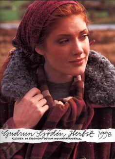 Gudrun Sjödén Catalogue - Fall 1998