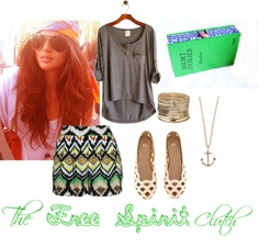 """""""The Free Spirit Clutch"""" by ruby-findley on Polyvore"""