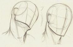 Ideas For Drawing Ideas Faces Sketches Character Design References Anatomy Sketches, Anatomy Art, Art Drawings Sketches, Pencil Drawings, Face Drawings, Anatomy Drawing, Drawing Lessons, Drawing Techniques, Drawing Tips
