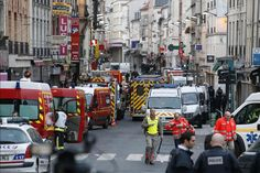 Parigi, blitz polizia a Saint-Denis nel covo degli jihadisti DIRETTA FOTO - Mondo - ANSA.it