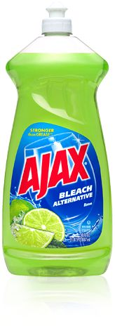 AJAX Bleach Alternative - Lime Scent