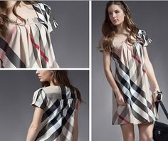 cute - burberry dresses