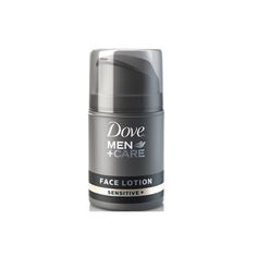 Best New Men's Skin Care | Dove Men + Care Sensitive + Face Lotion