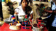Tradiciones y costumbres de la cultura Wayuu, cultura étnica del grupo indígena más numeroso de Colombia, asentado en la Península de La Guajira, http://colombiafestiva.com/fiesta.php?id=47