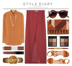 """""""*836*"""" by monazor ❤ liked on Polyvore featuring MANGO, Acne Studios, Sigerson Morrison, Michael Kors, Faber-Castell, Gorjana, Bésame, Gianvito Rossi, Rebecca Minkoff and summerstyle"""