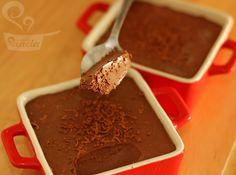 Mousse de chocolate rapidíssimo| Gastronomia e Receitas - Yahoo Mulher