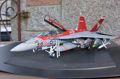 AIRFIGHTERS.COM - Forums - 1/48 FA-18F Revell kit