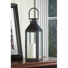 Black Manhatten Lantern