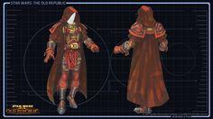 Star Wars : The Old Republic - Jedi Knight