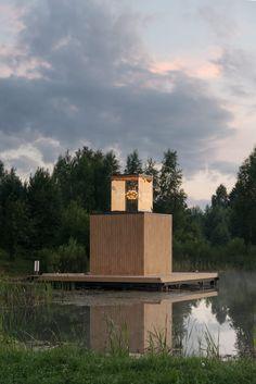 CHVOYA, Alexey Naroditskiy · House with a Chandelier