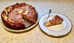Ooey Gooey Butter Cake | A Day of Small Things…