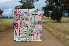 Orphan Block Quilt tutorial by Tales of Cloth