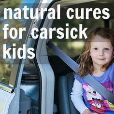 Daily Mom » Natural Cures for Carsick Kids