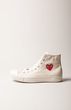 Comme Des Garcons Play | Chuck Taylor High Top