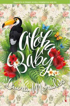 Aloha, baby es la novela con la que se presentó Laura Morales al III Premio Novela Romántica Kiwi RA, en donde quedó finalista. A raíz de esto la Editorial Kiwi ha publicado este divertido libro, u…